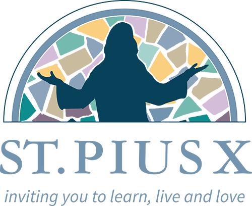 StPiusXChurch APPROVED Logo